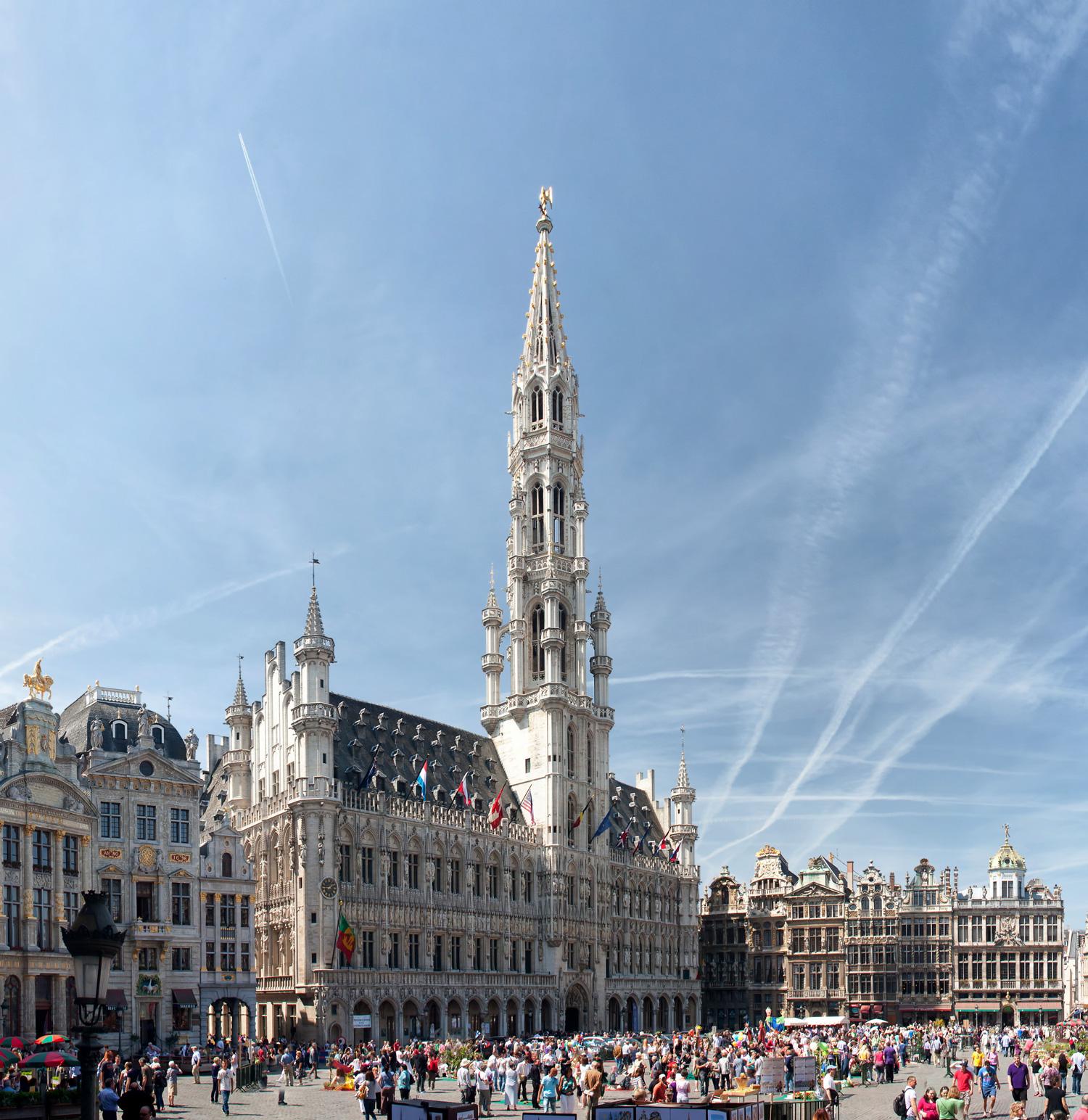 Discours de Réponse à  l'accord de majorité PS-Ecolo-Défi à la Ville de Bruxelles
