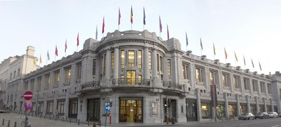 Les Coulisses du Palais des Beaux-Arts