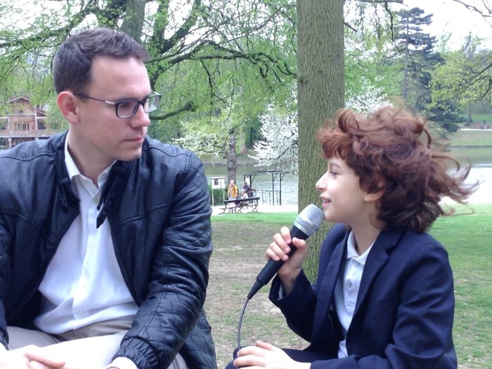 """Interview avec Maxime de """"Max Kid Politician"""""""