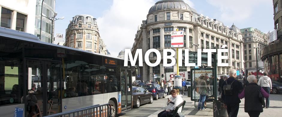 En 10 ans, Bruxelles est devenue la ville la plus embouteillée d'Europe .