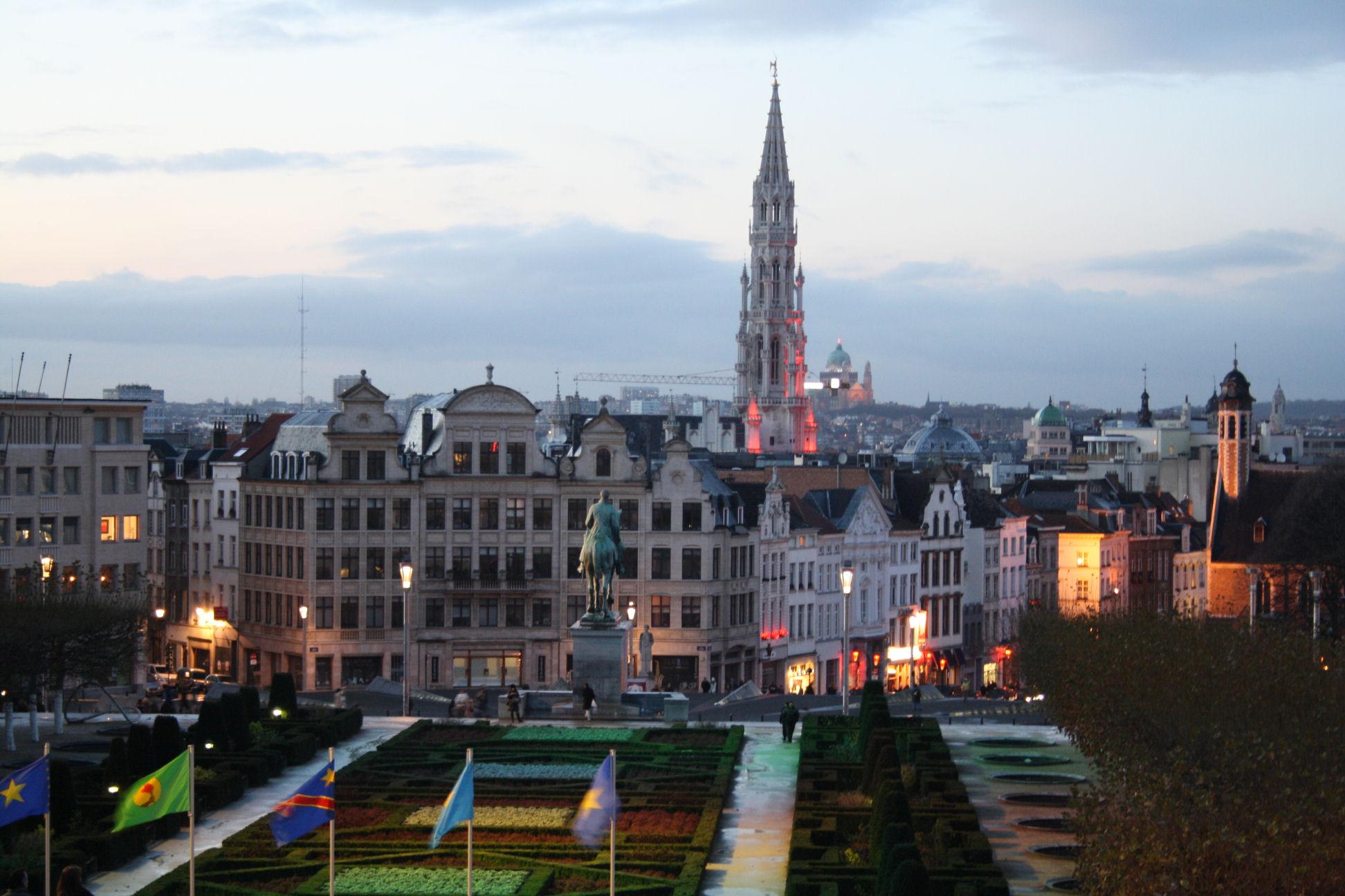Nouveau service en ligne à la Ville de Bruxelles