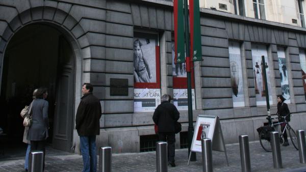 visite du Musée Juif suivie d'une promenade : « Bruxelles, la juive »