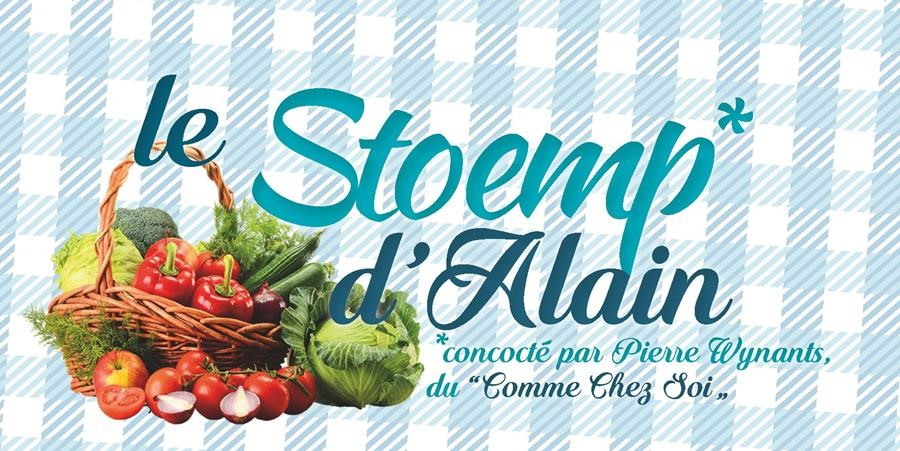 Le Stoemp d'Alain est de retour ce 21 avril !
