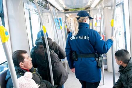 Nouveau règlement de police relatif aux incivilités dans les transports en commun