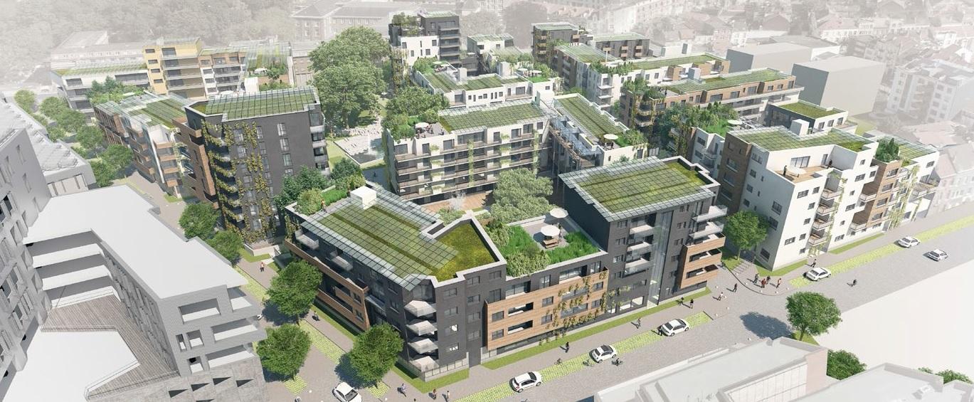 Tivoli : des logements respectueux de l'environnement