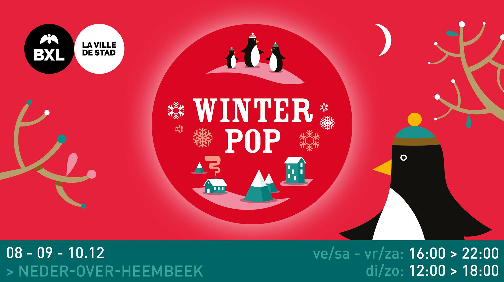 Ce week-end, le Winter Pop débarque à NOH !