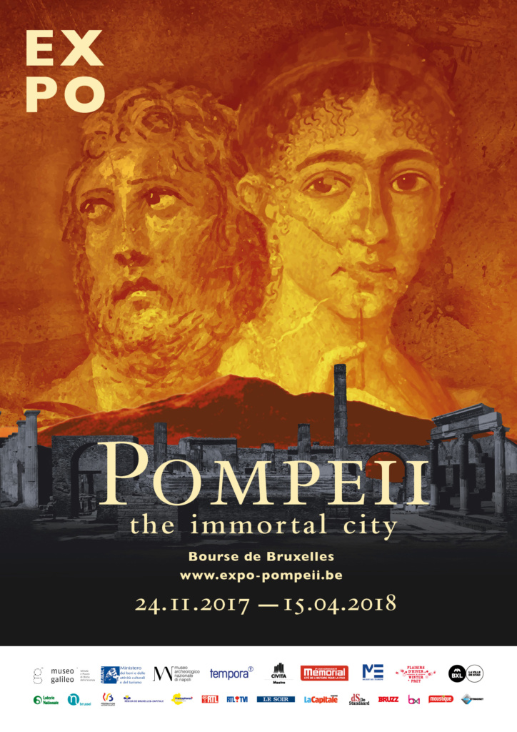 "Visite guidée de l'exposition ""Pompeii, the Immortal City"""