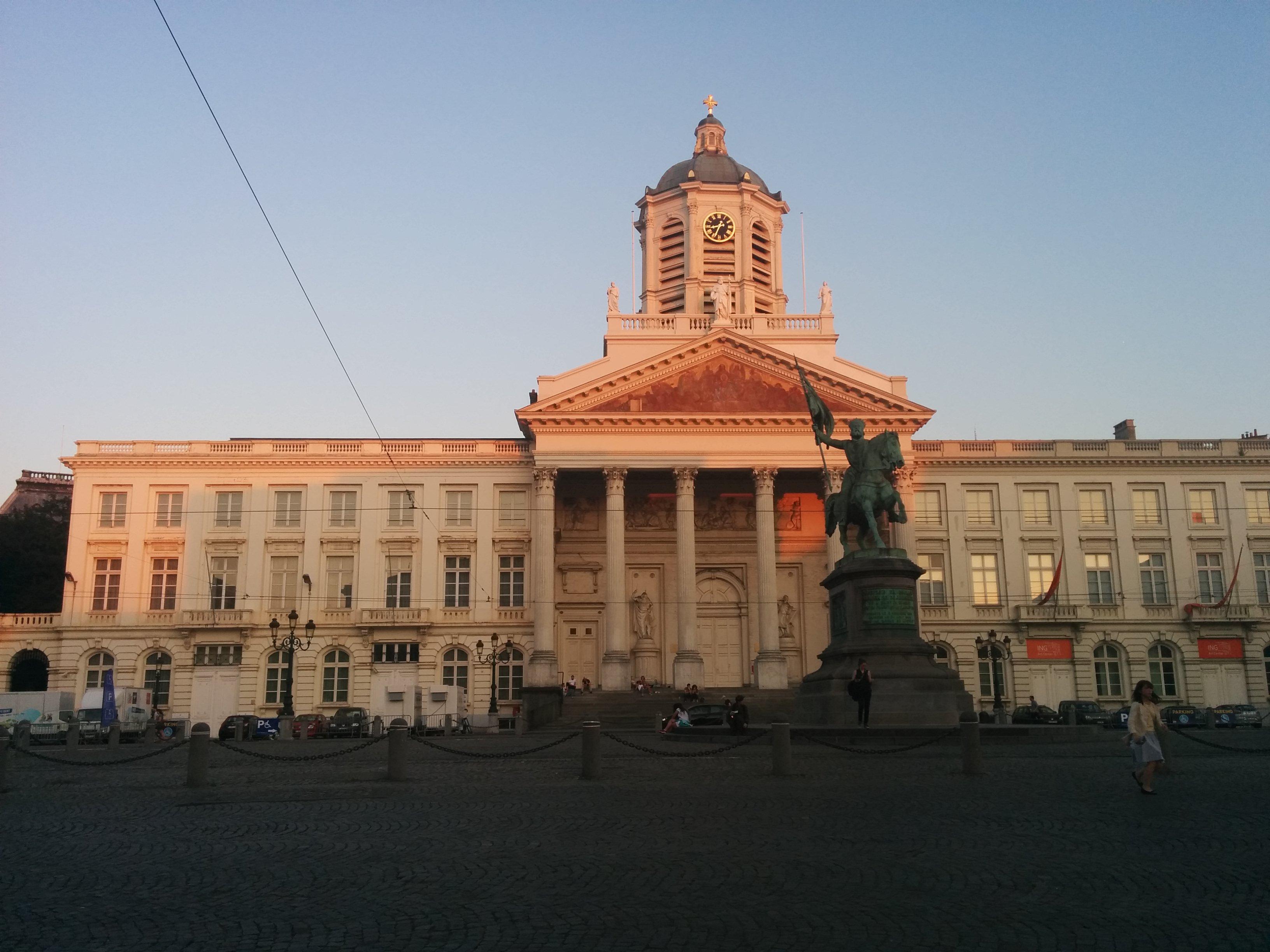 Promenade sur les traces de Charles Quint à Bruxelles