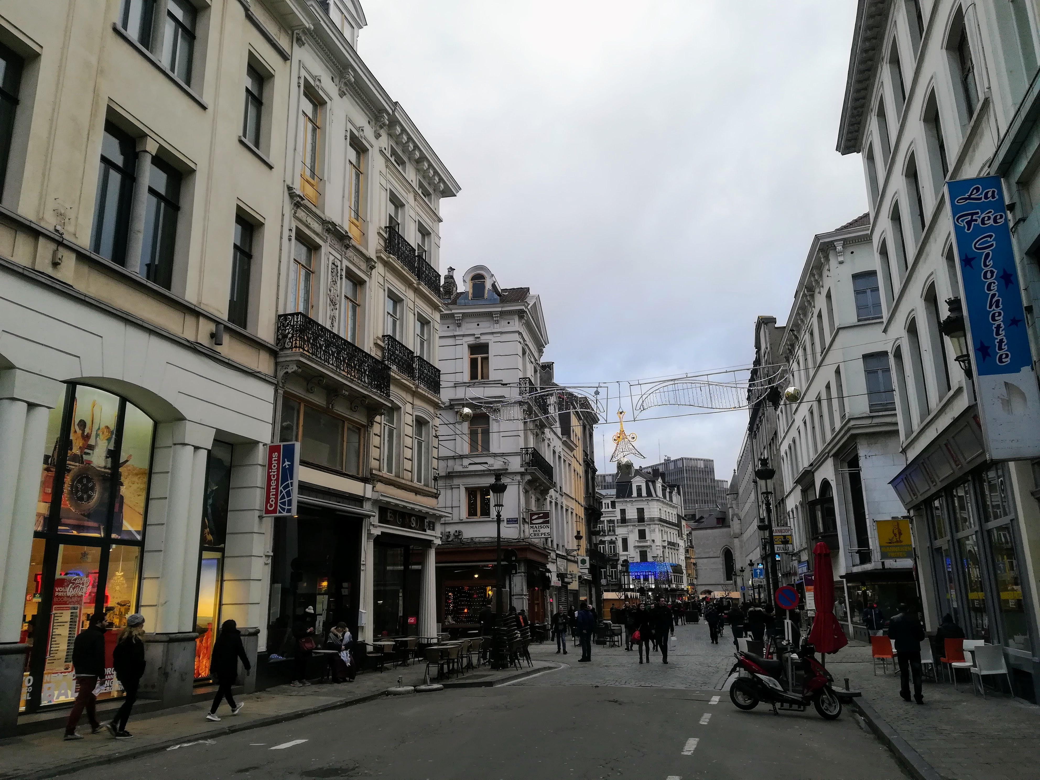 Les travaux rue du Midi, c'est parti !