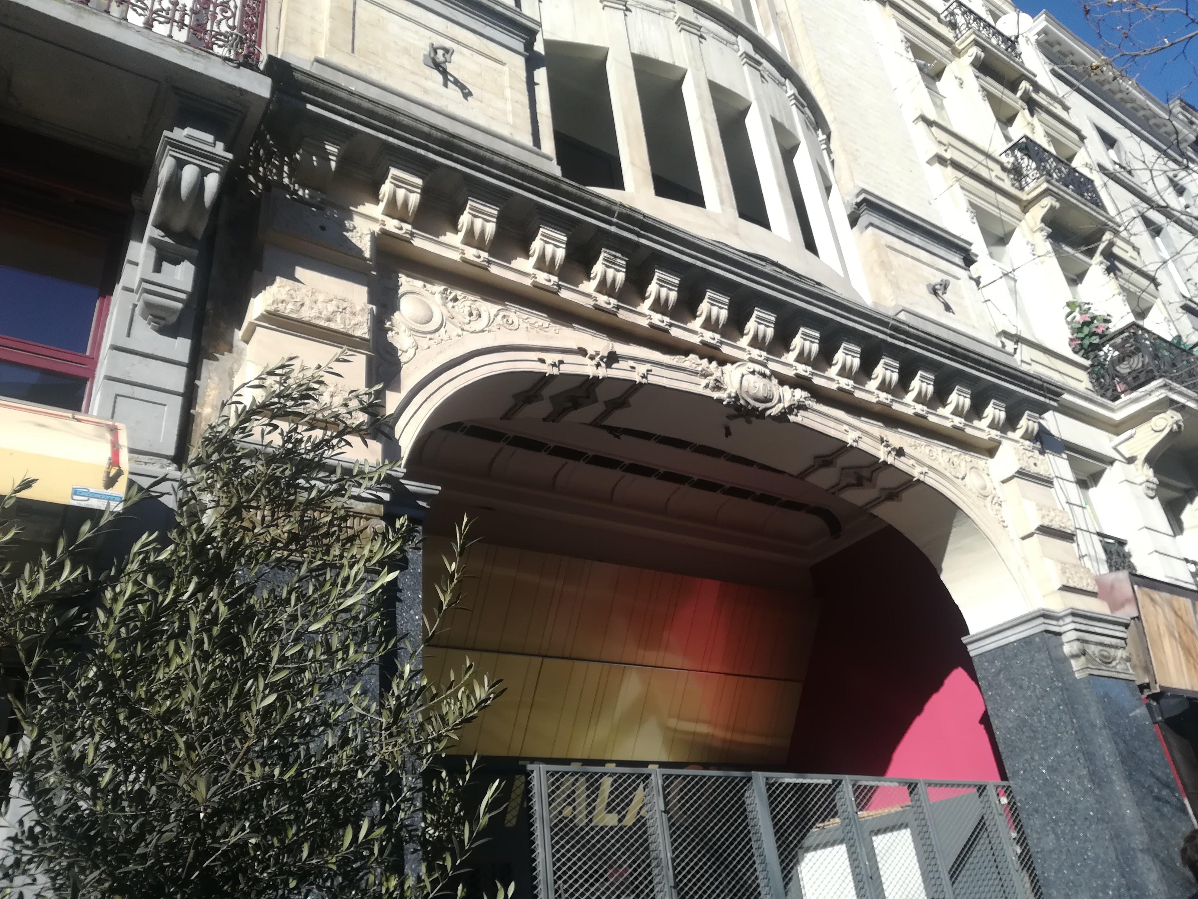 """VISITE DU """"CINÉMA PALACE"""""""