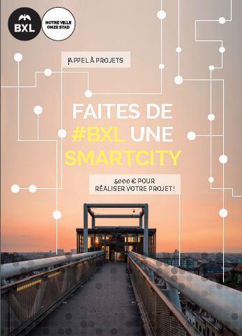 A découvrir: les initiatives Smart City à Bruxelles !