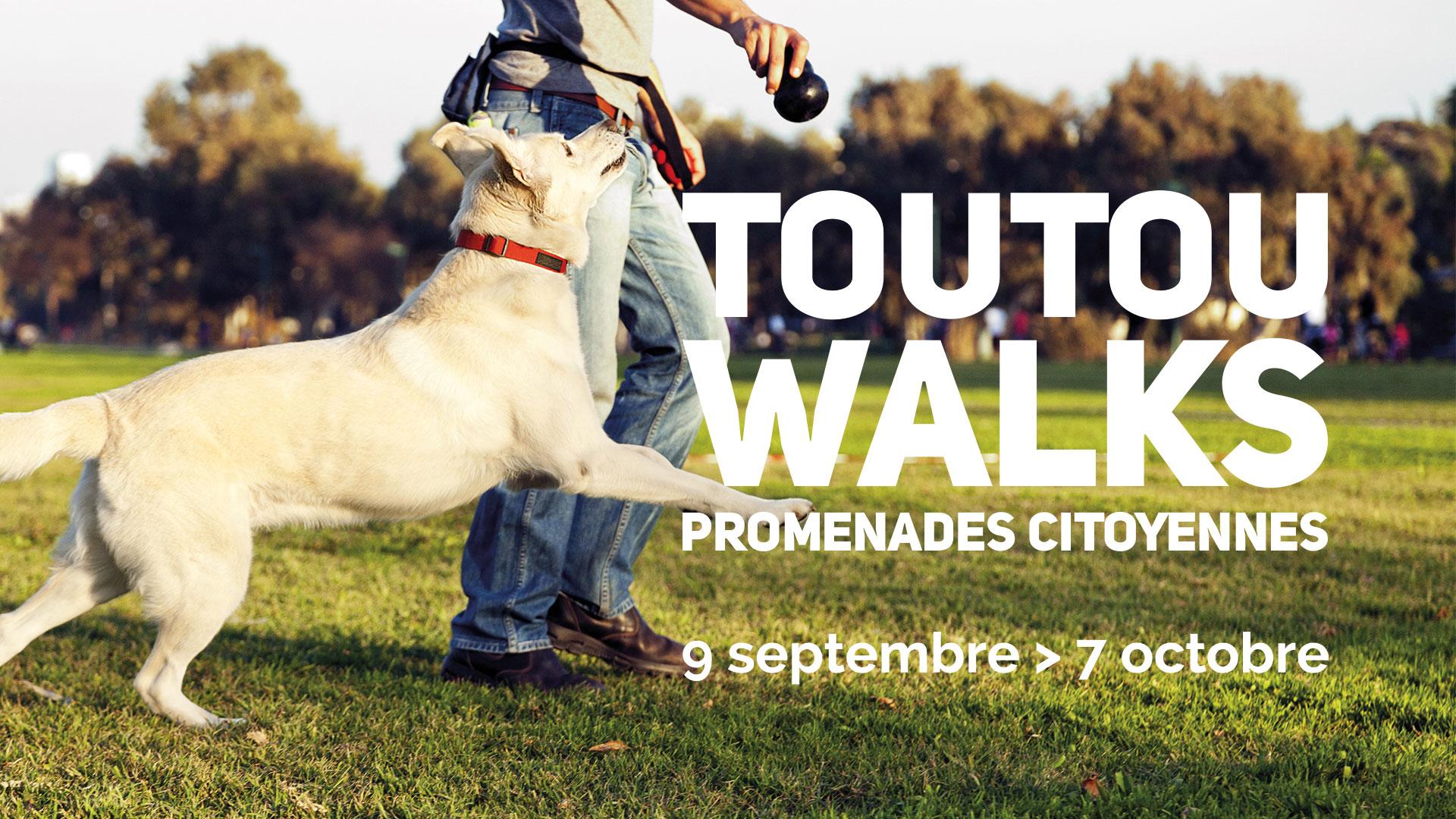 Toutou Walks – Promenades Citoyennes !