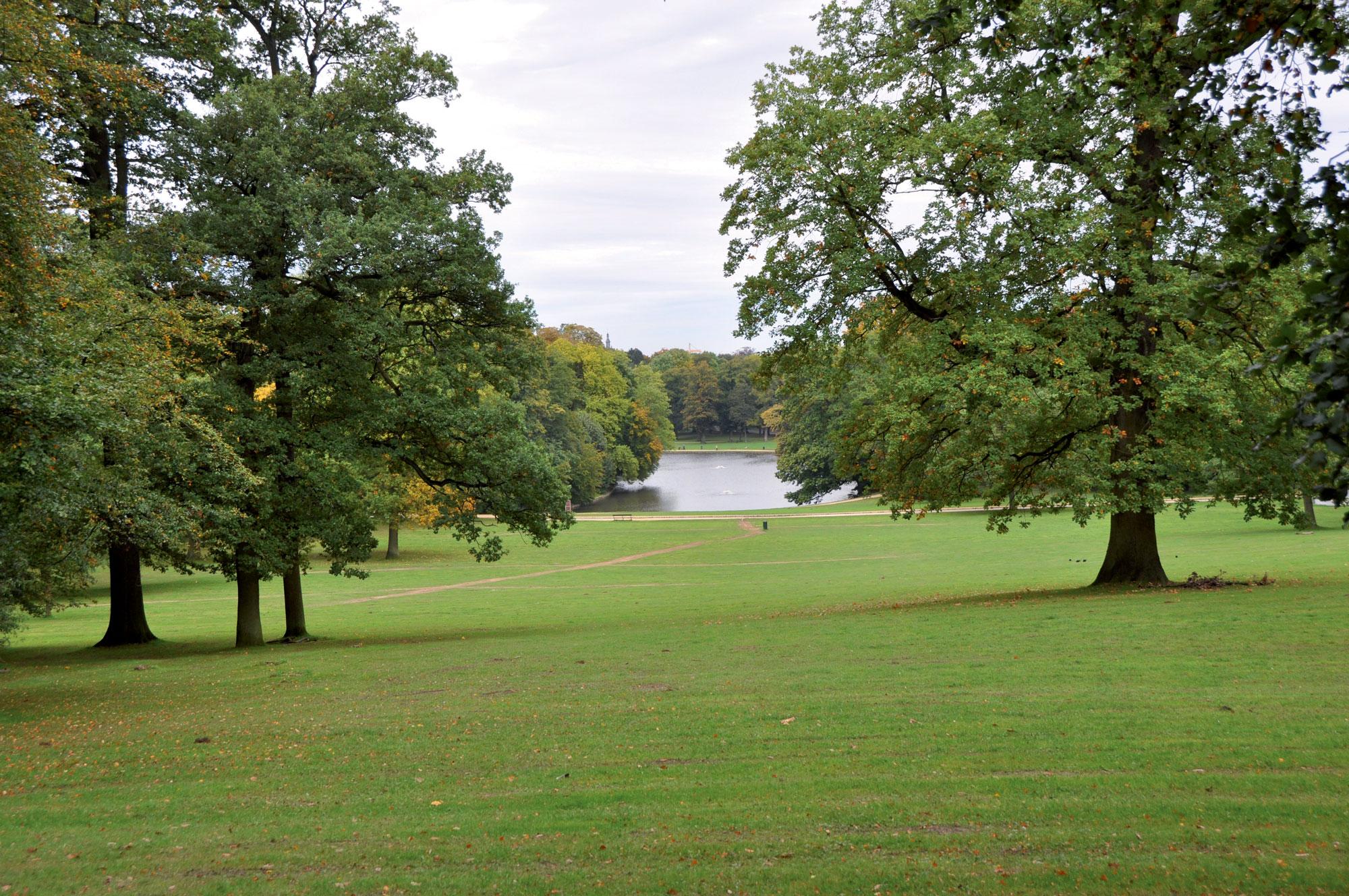 Deux visites natures : Le Parc d'Egmont et Le Bois de la Cambre