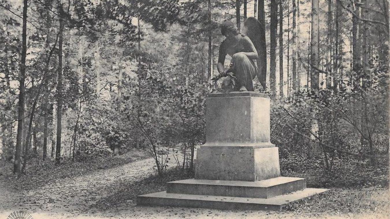 Le parc Duden à Forest sera rénové… mais sans les 2 statues disparues