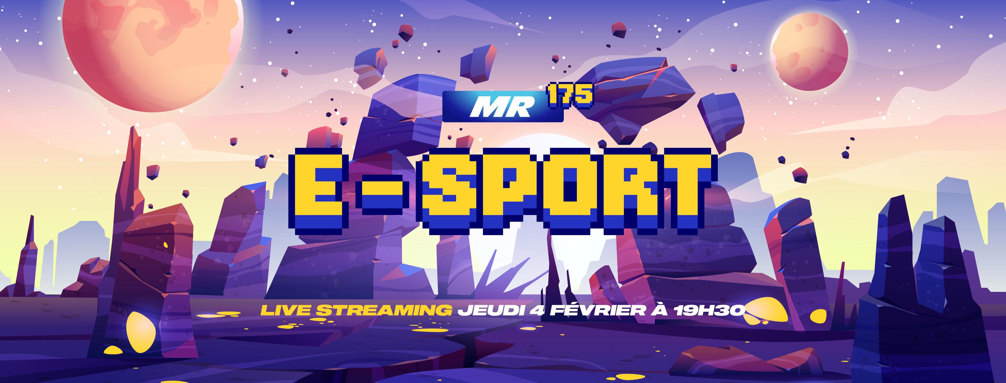 E-Sport: Belgium's got talent !