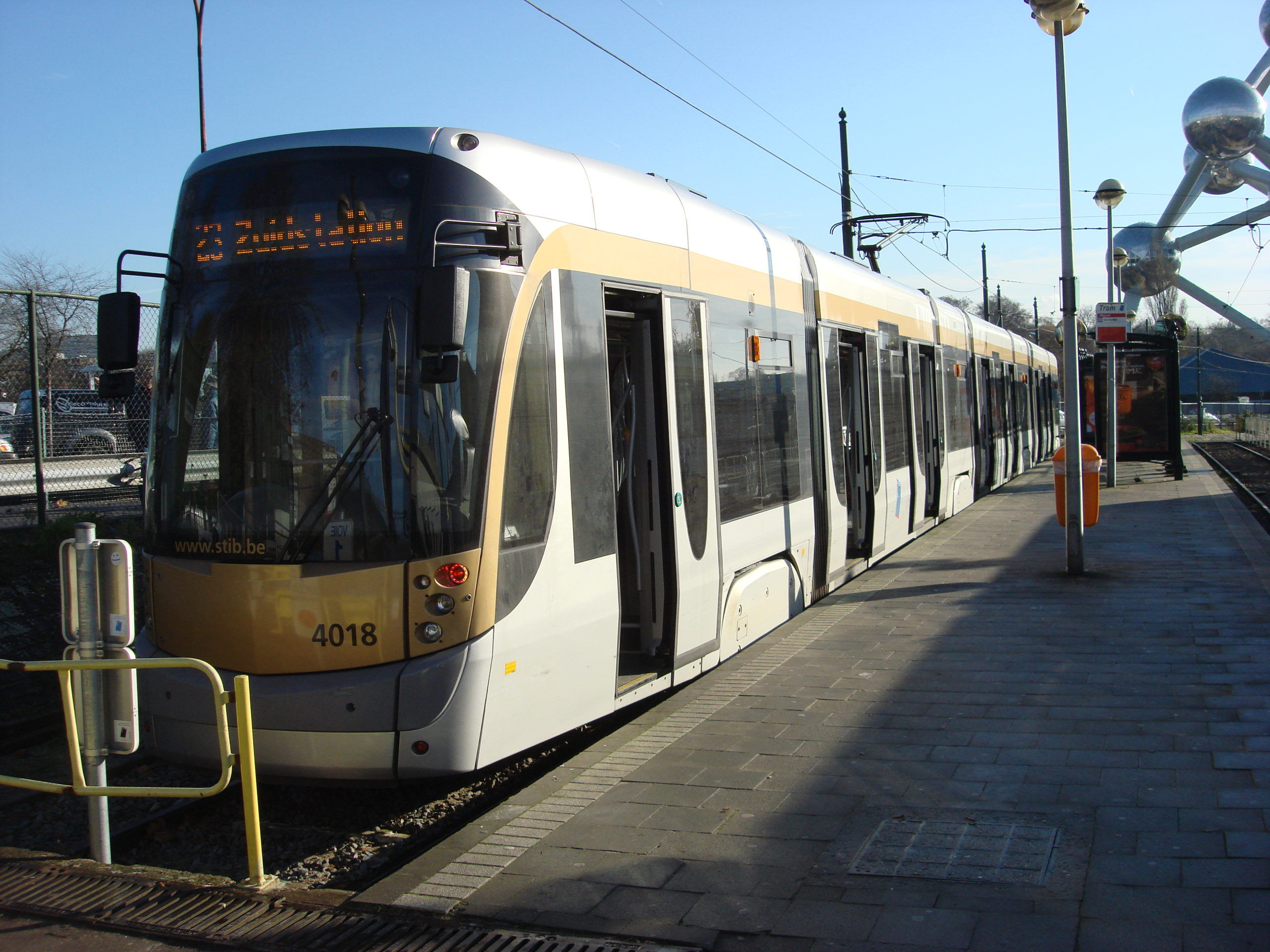 Le projet de tram 10 vers Neder-Over-Heembeek, qu'en est-il?