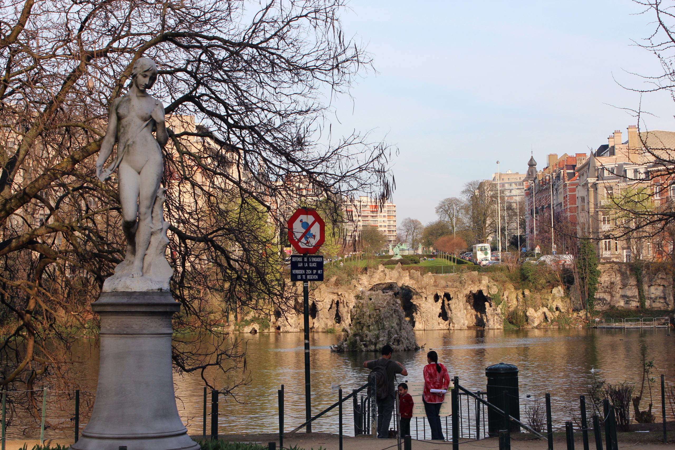 Un projet citoyen pour rendre le Quartier européen plus propre, plus sûr et plus beau
